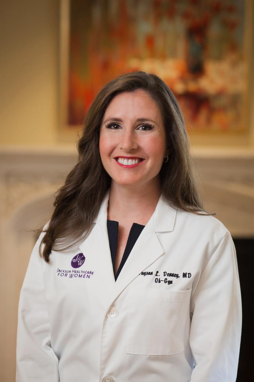 DR. LAYSON L. DENNEY