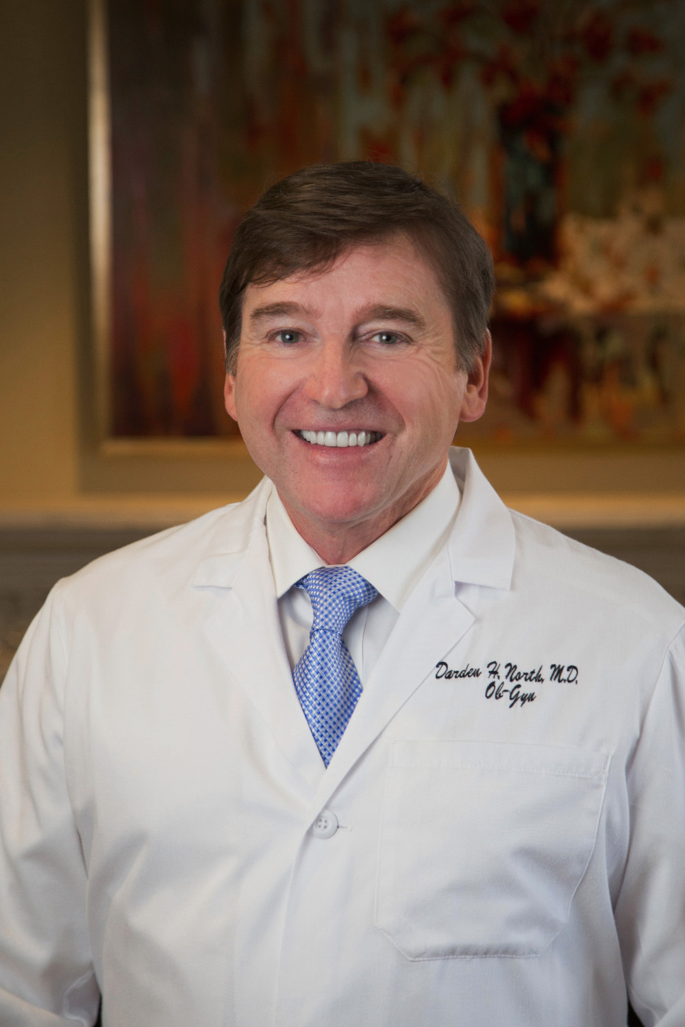 DARDEN H. NORTH, M.D.