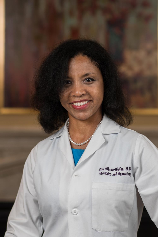 LISA T. GIBSON-MCKEE, M.D.